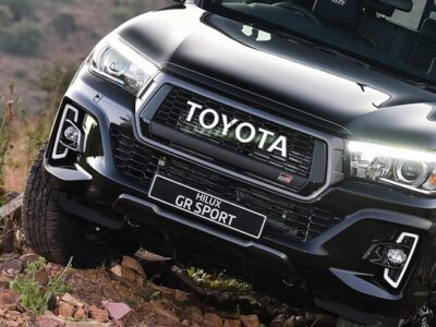 2022 Toyota Hilux GR Sport featured