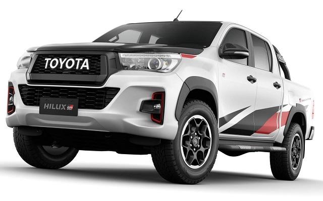 2022 Toyota Hilux GR Sport rendering photo