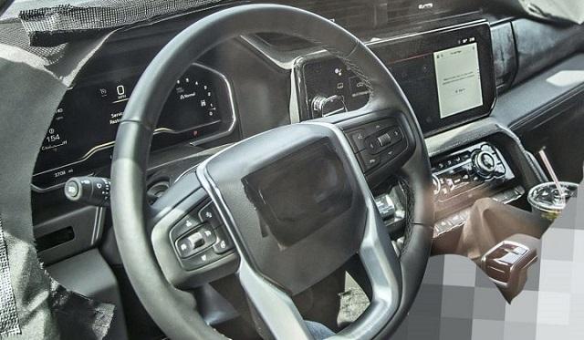 2023 GMC Sierra 2500 HD Interior