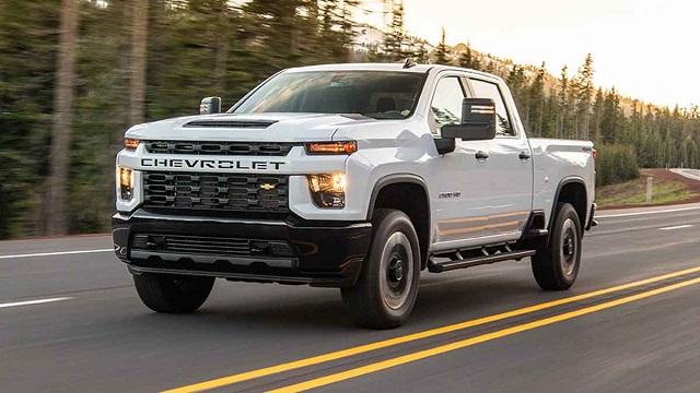 2023 Chevy Silverado HD